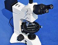 MS-96 Ore-Polarizing Petrographic Microscope